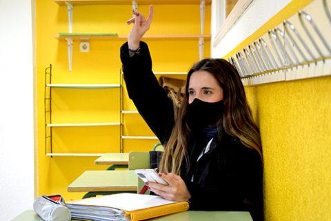 alumna-bachillerato-spinola-madrid