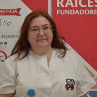 María Rosa Moreno – enfermera